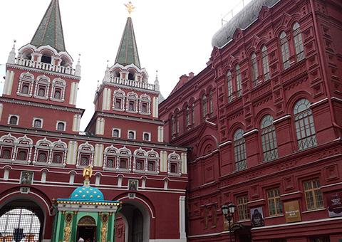ロシアの世界遺産を巡る モスクワ・サンクトペテルブルク8日間