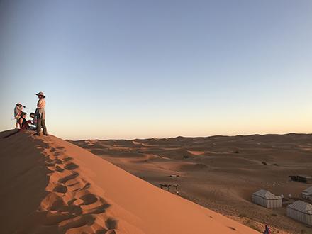 世界遺産とサハラ砂漠満喫!モロッコ6日間の旅
